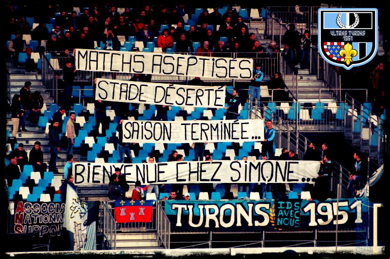 Tours - Brest 2015/16