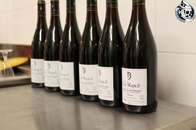 Le bon vin de chez nous