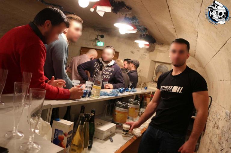 """La partie """"bar"""" (2)"""