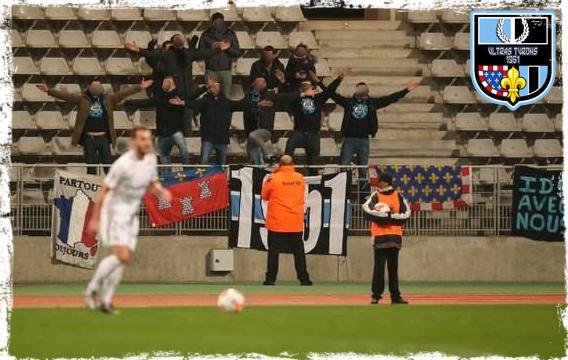 Tours - Paris FC 2015/16