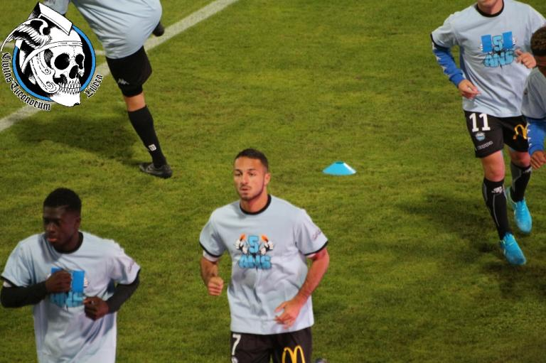 Tshirt portés par les joueurs