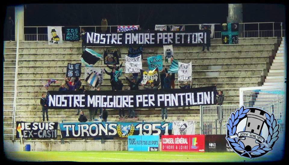 Tours - Ajaccio 2014/15
