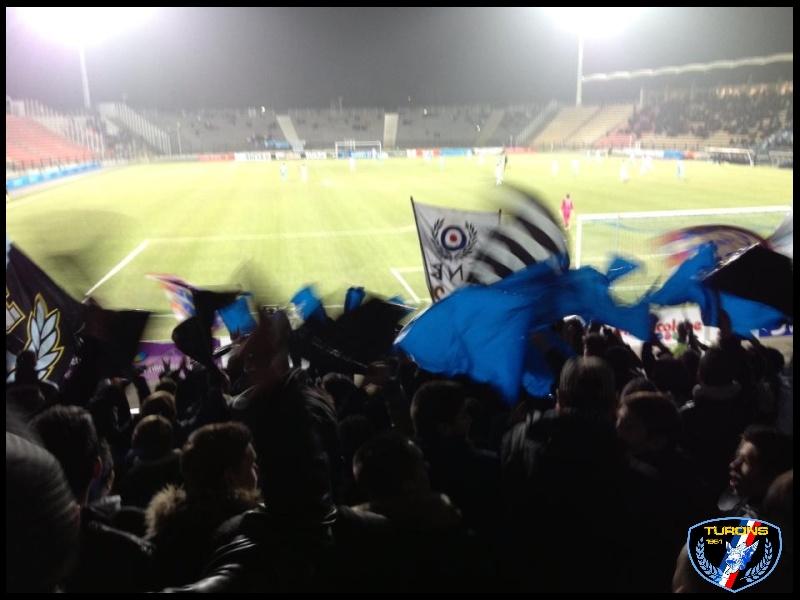 Tours-Caen 2012/13