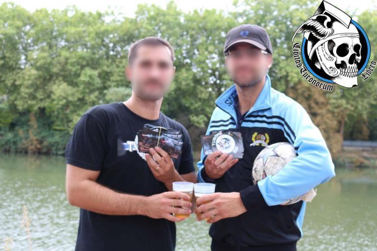 Vainqueurs tournoi foot