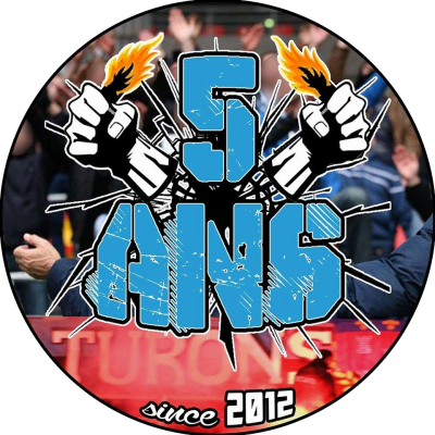 Sticker 5ans