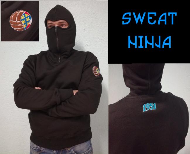 Sweat Ninja